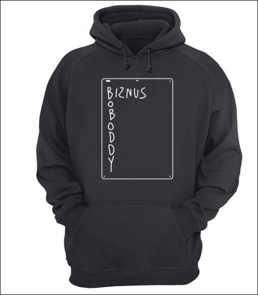 Bobodoy biznus hoodie