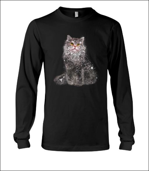 Cat twinkle long sleeved