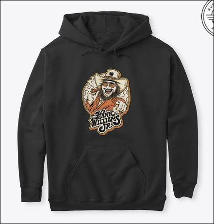 Hank illiams Jr hoodie