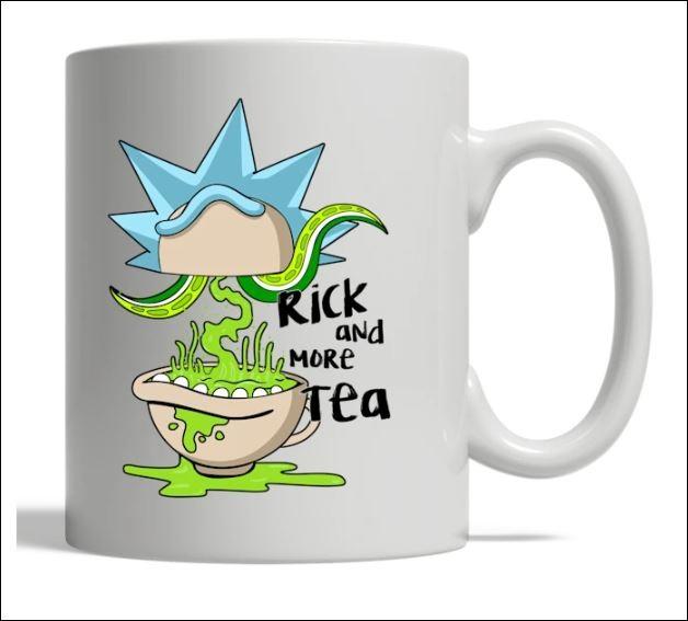 Rick and more tea mug