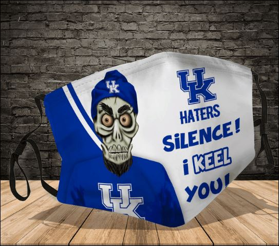 Achmed UK haters silence i keel you face mask