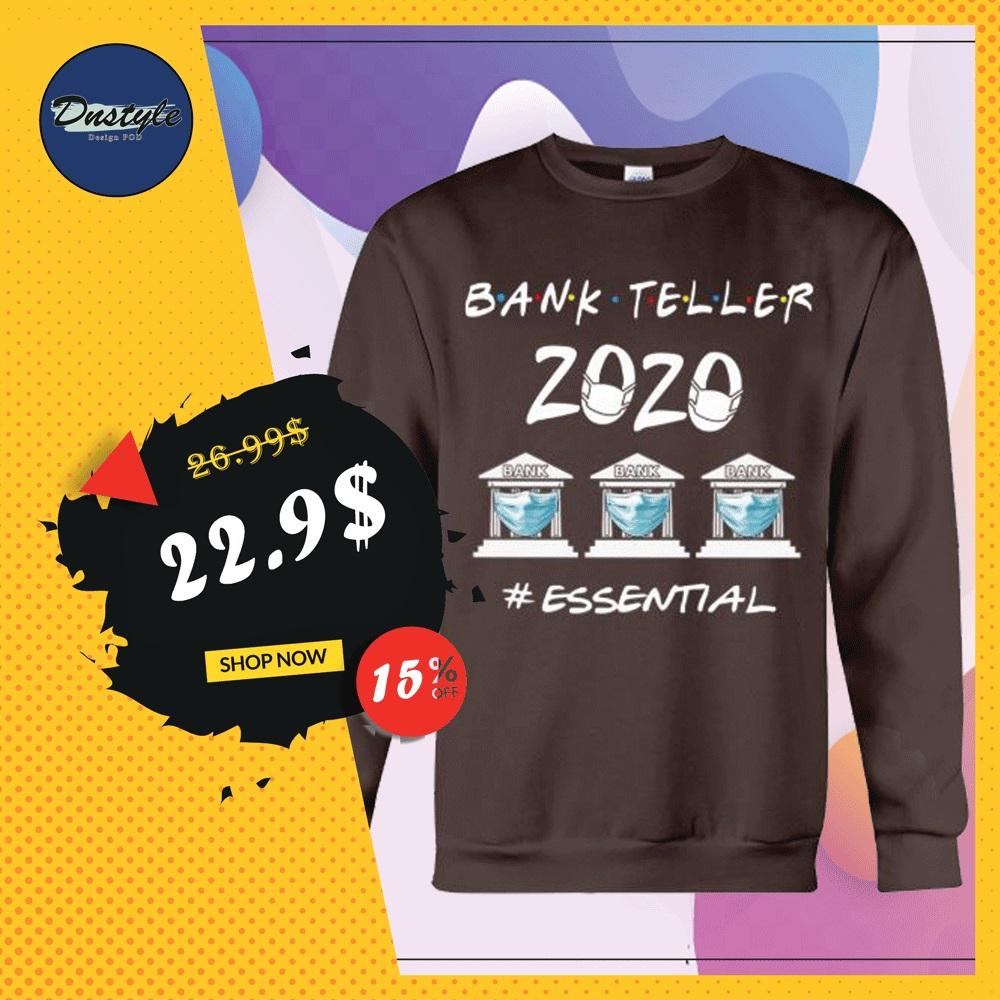 Bank Teller 2020 essential sweater