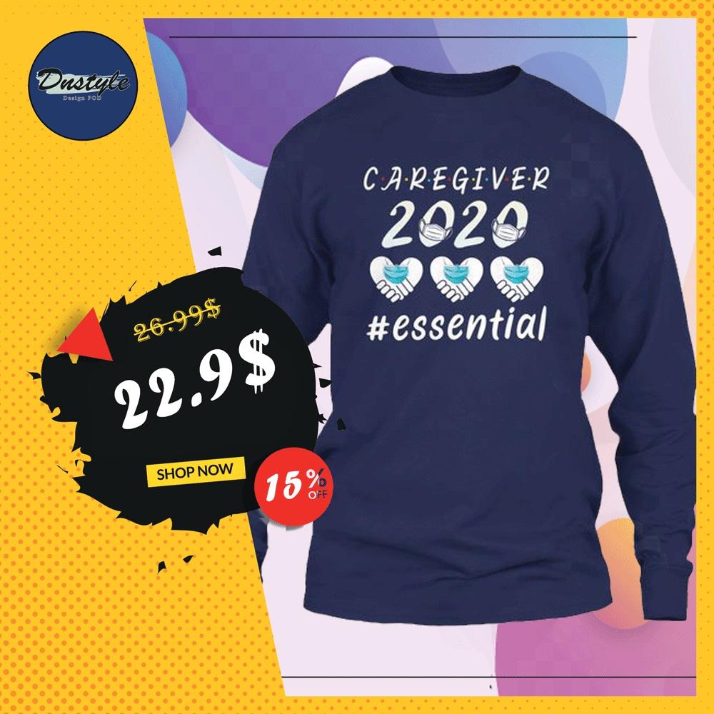 Caregiver 2020 essential long sleeved