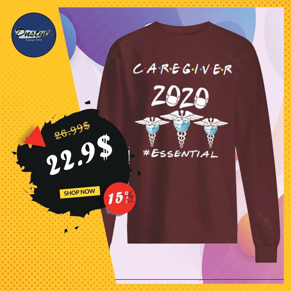 Caregiver 2020 essential sweater