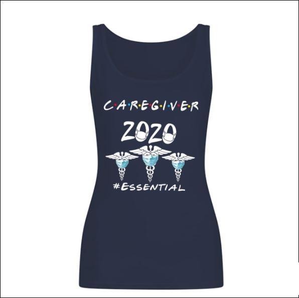 Caregiver 2020 essential tank top