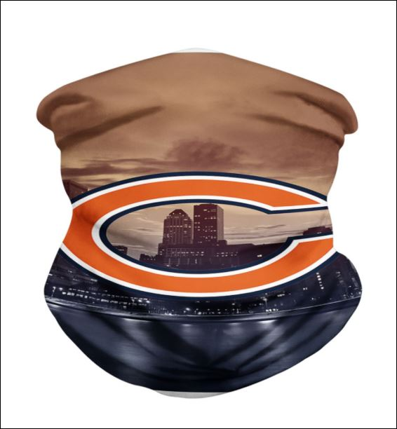 Chicago Bears neck gaiter