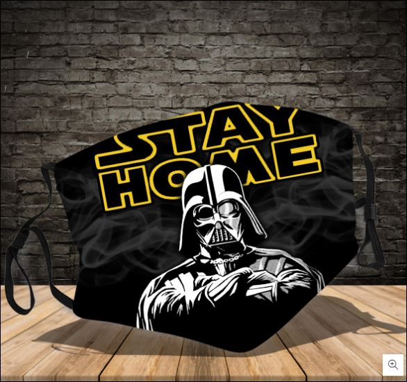 Dnstyles – Darth Vader stay home face mask