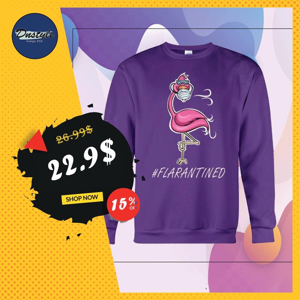 Flamingo flarantined sweater