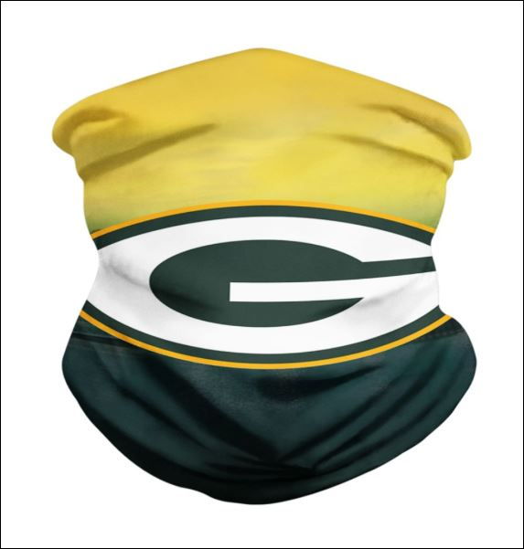 Green Bay Packers neck gaiter