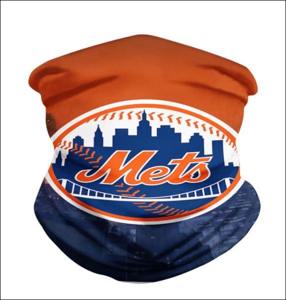 New York Mets neck gaiter