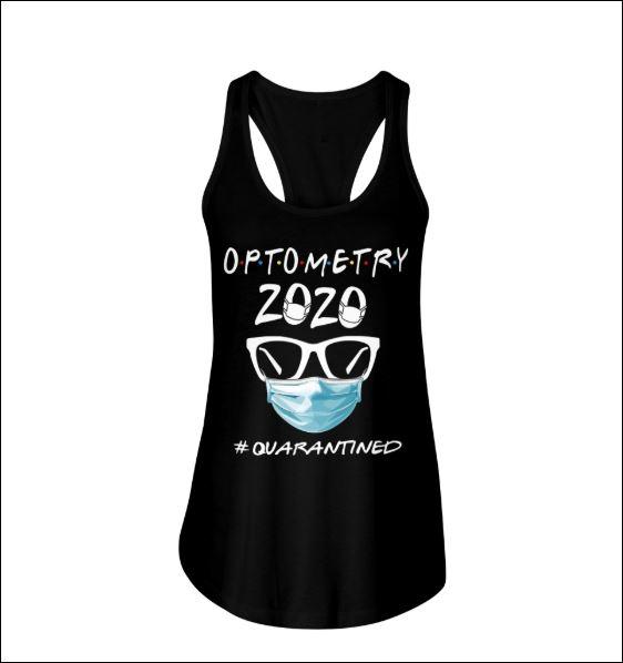 Optometry 2020 quarantined shirt