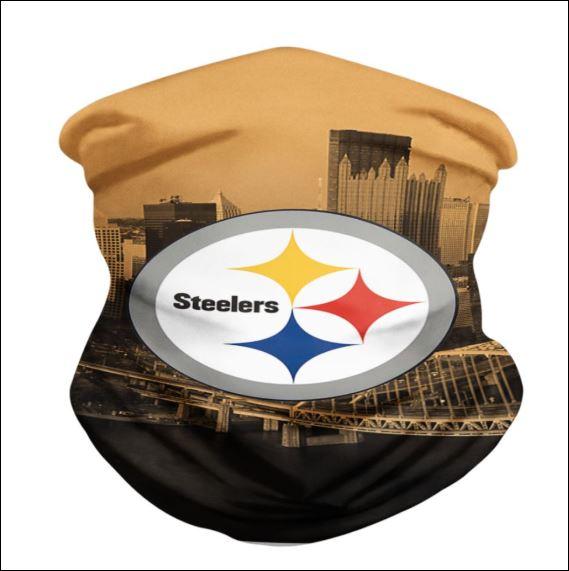 Pittsburgh Steelers neck gaiter