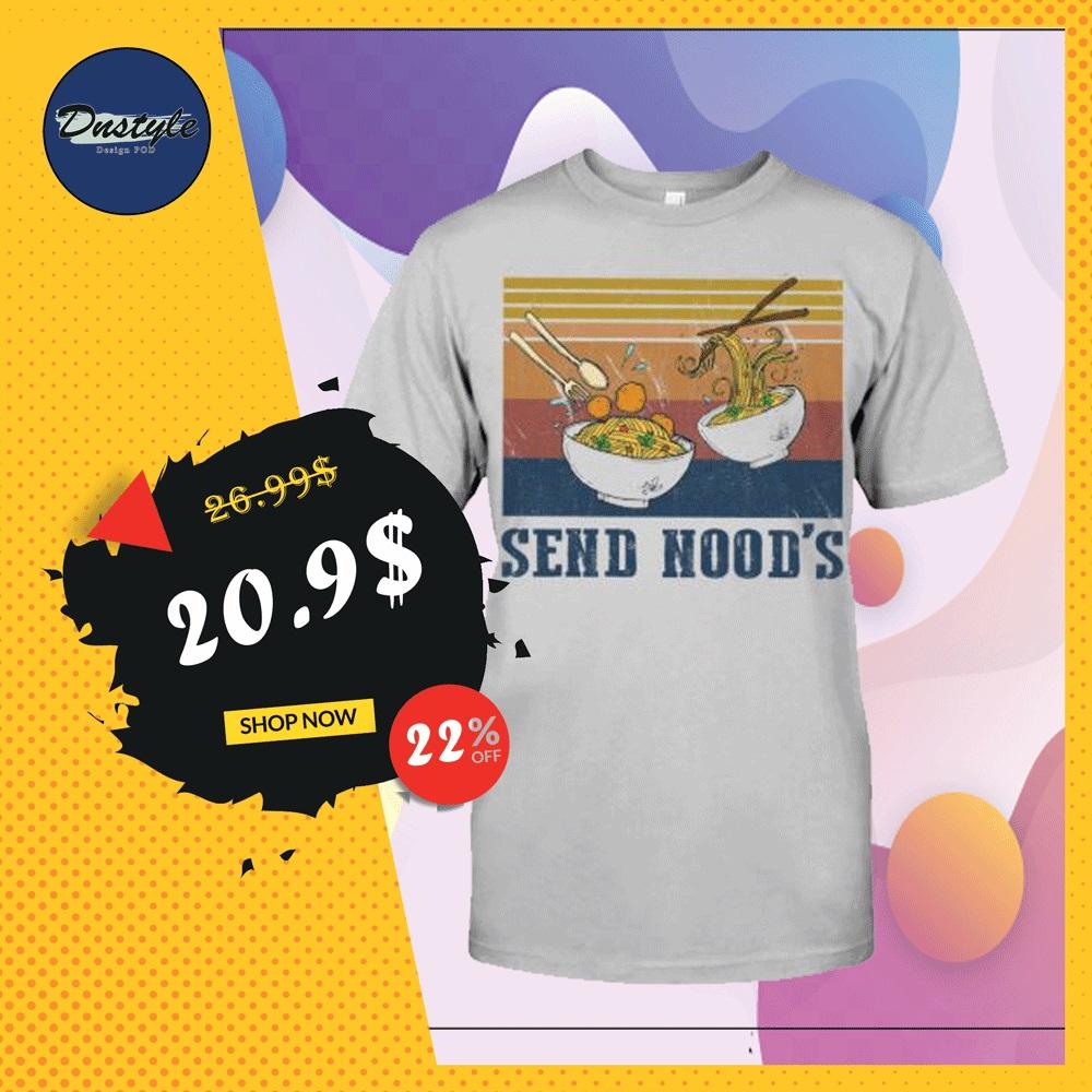 Send nood's vintage shirt