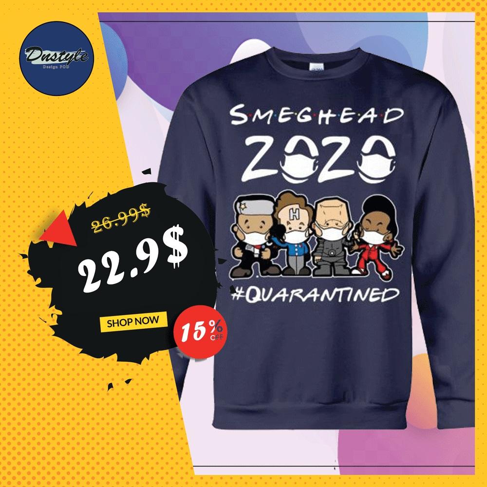 Smeghead 2020 quarantined sweater