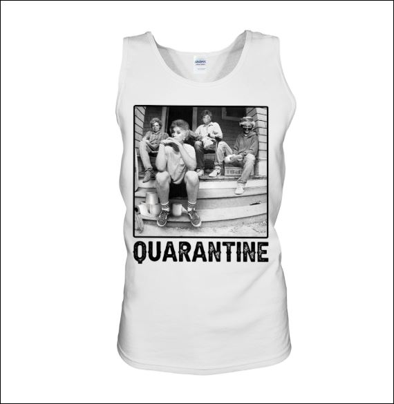 The Golden Girl squad quarantine tank top