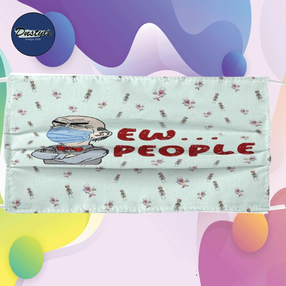 Walter ew people cloth face mask