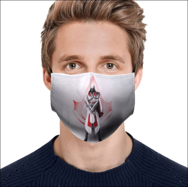 Assassin's Creed face mask