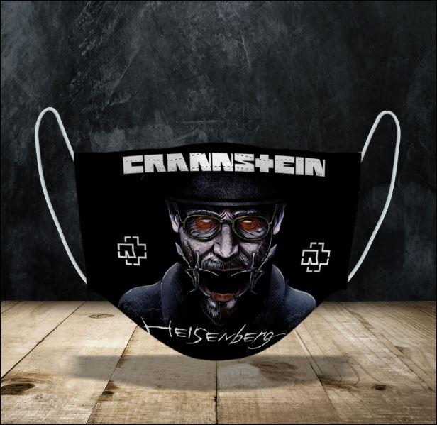 Breaking Bad Rammstein Tribute face mask