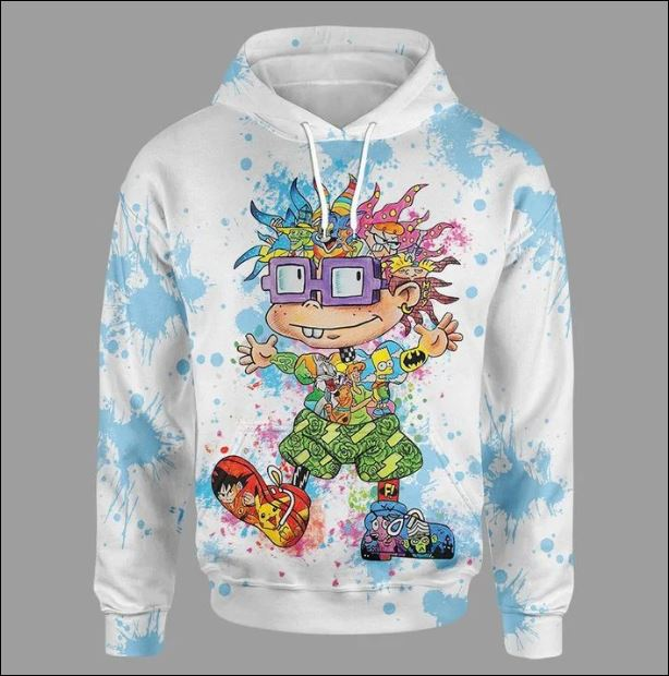 Chuckie Finster 3D hoodie