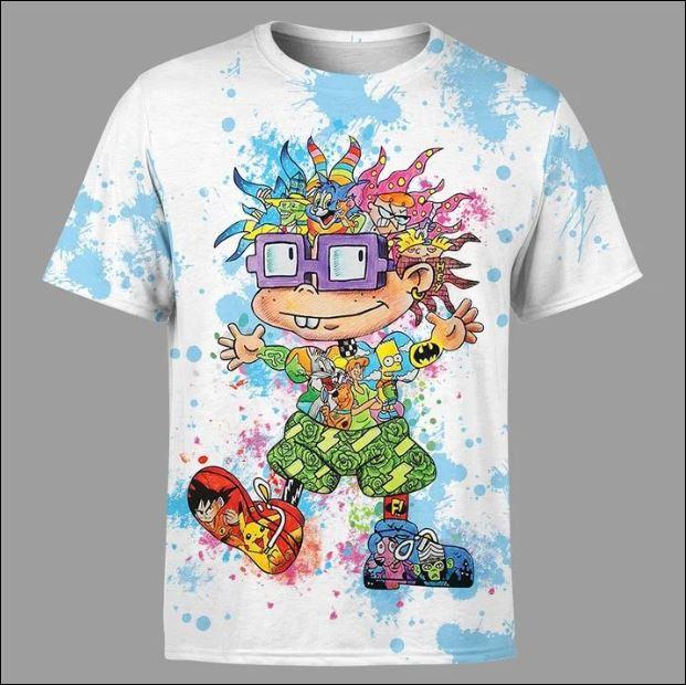 Chuckie Finster 3D shirt