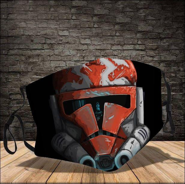 Clone Trooper Star Wars face mask
