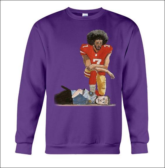 Colin Kaepernick i can't breathe sweater
