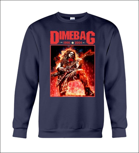 Dimebag 1966 2004 sweater