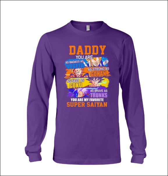 Dragon Ball daddy long sleeved