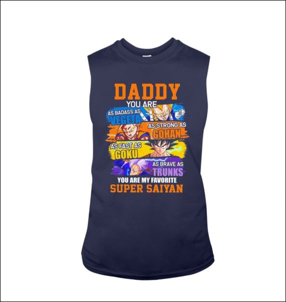 Dragon Ball daddy tank top