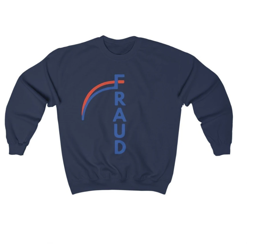 FRAUD sweatshirt