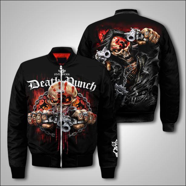 Five Finger Death Punch 3D bomber