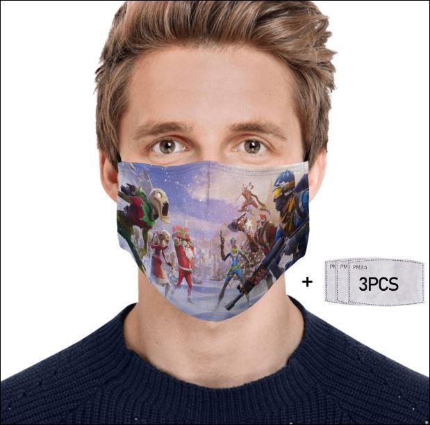 Fortnite face mask