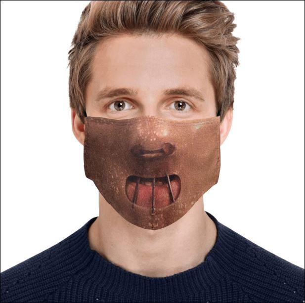 Hannibal Lecter face mask