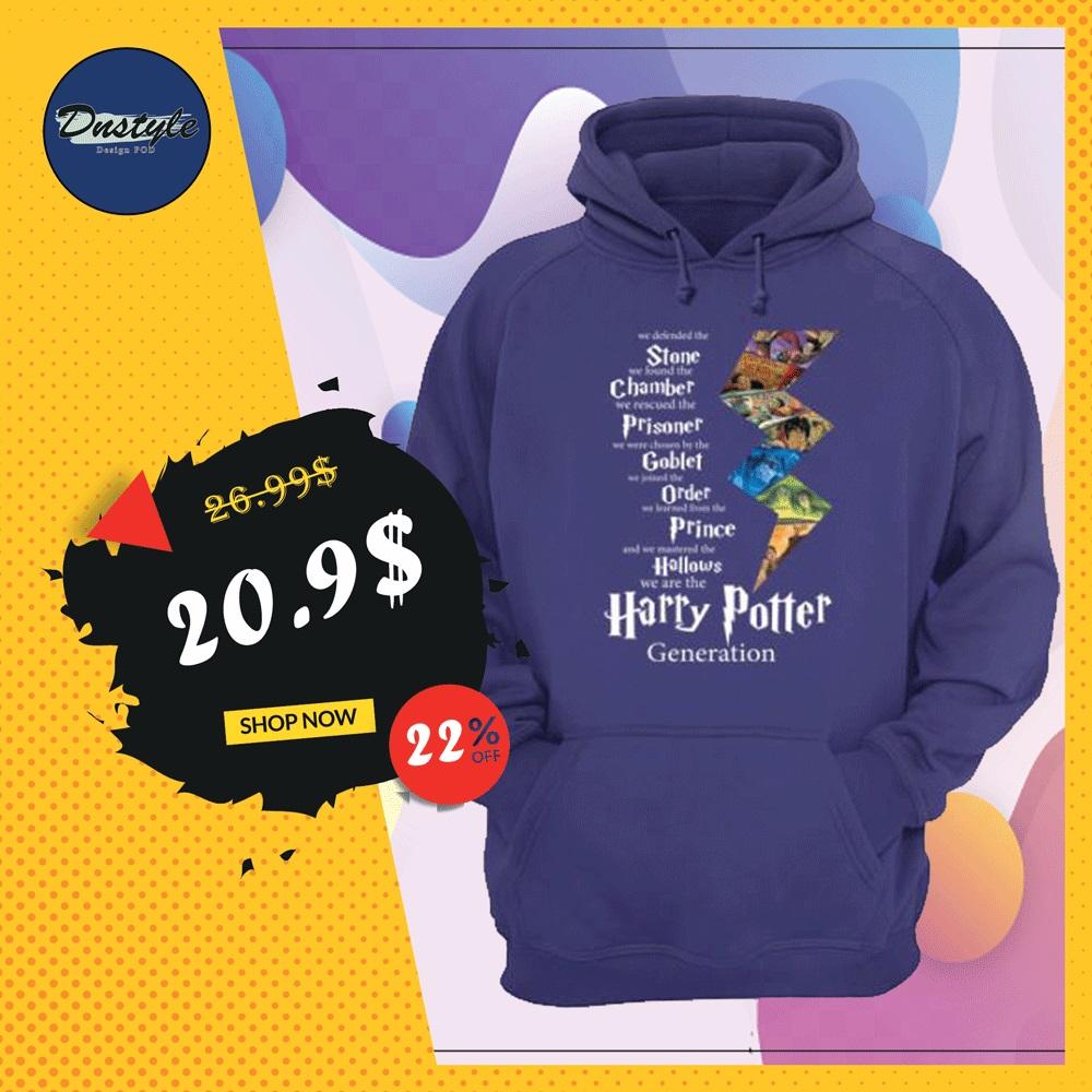 Harry Potter generation hoodie