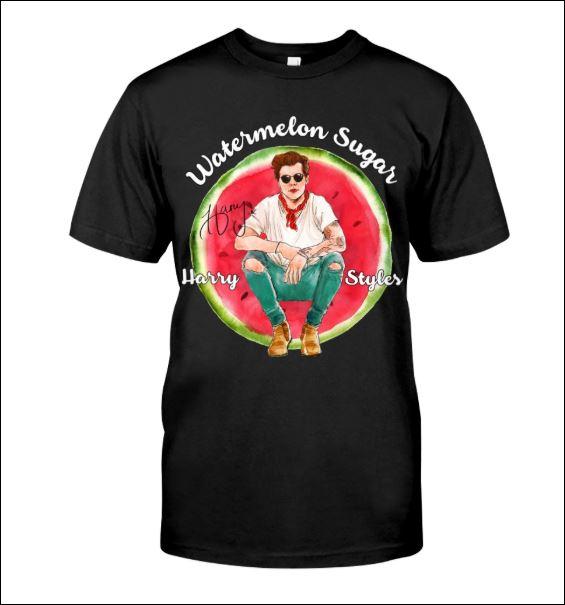 Harry Styles watermelon sugar shirt
