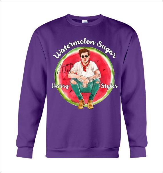 Harry Styles watermelon sugar sweater