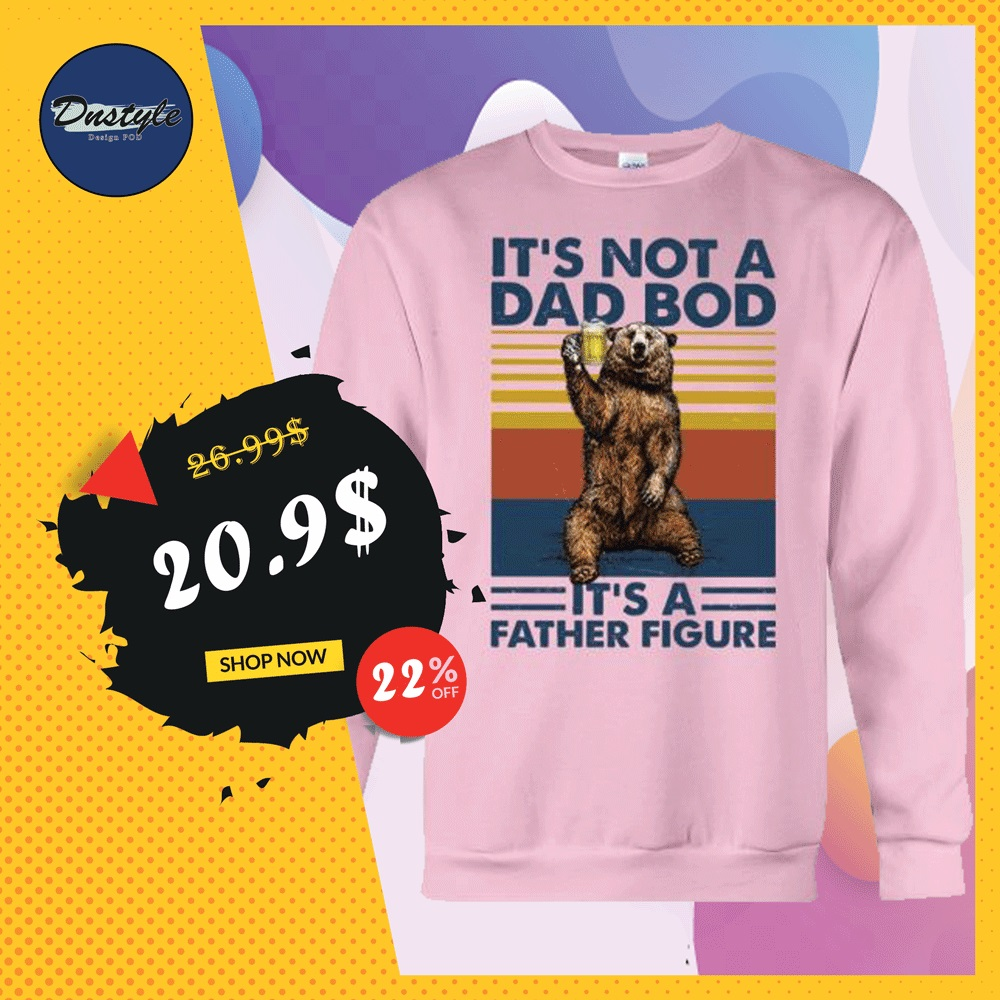 It's not a dad bod it's a father figure sweater