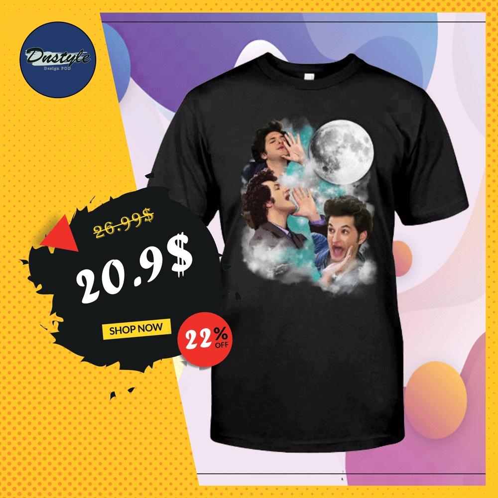 Jean Ralphio and moon shirt