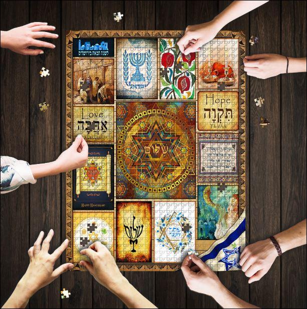 Jewish Culture Jigsaw puzzle