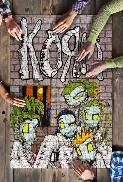 KORN Jigsaw Puzzle