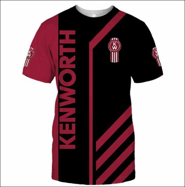 Kenworth 3D shirt