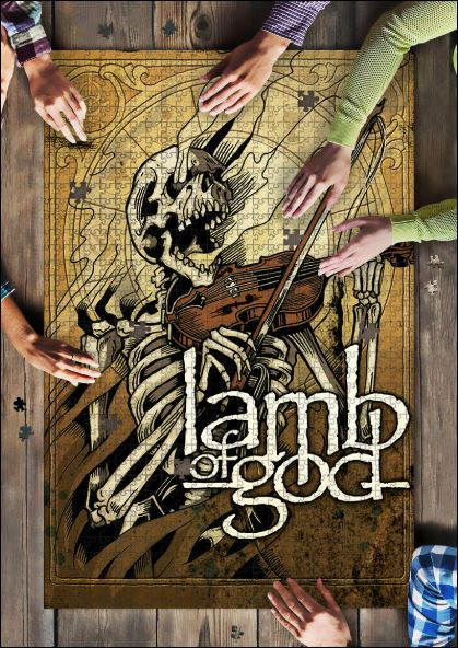 Lamb Of God Jigsaw Puzzle