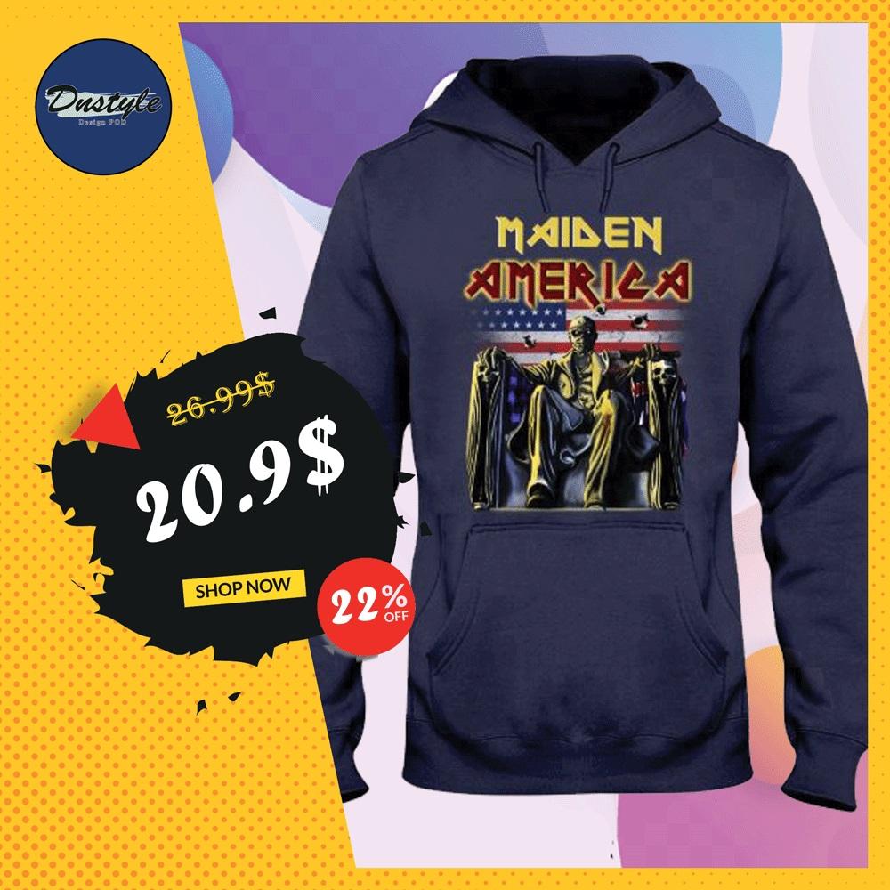 Maiden America sweater