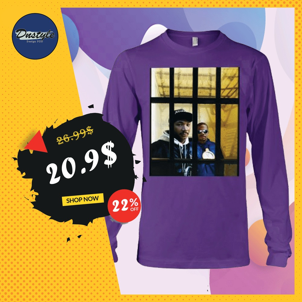 Martin And Malcolm long sleeved