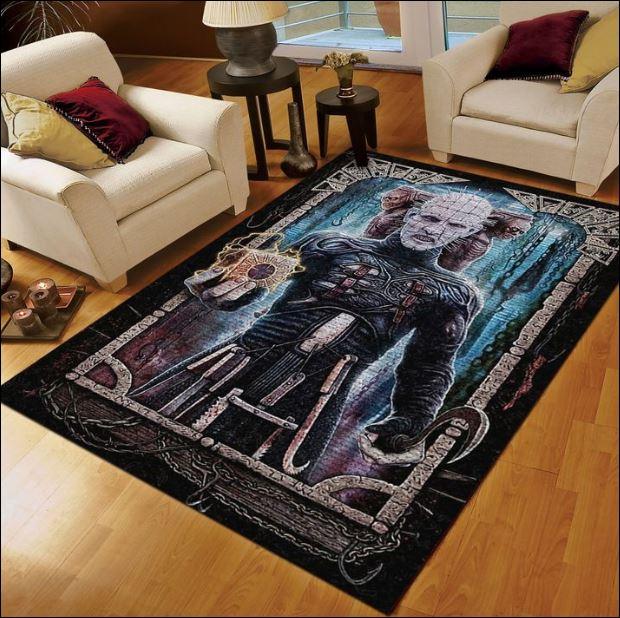 Pinhead 3D rug