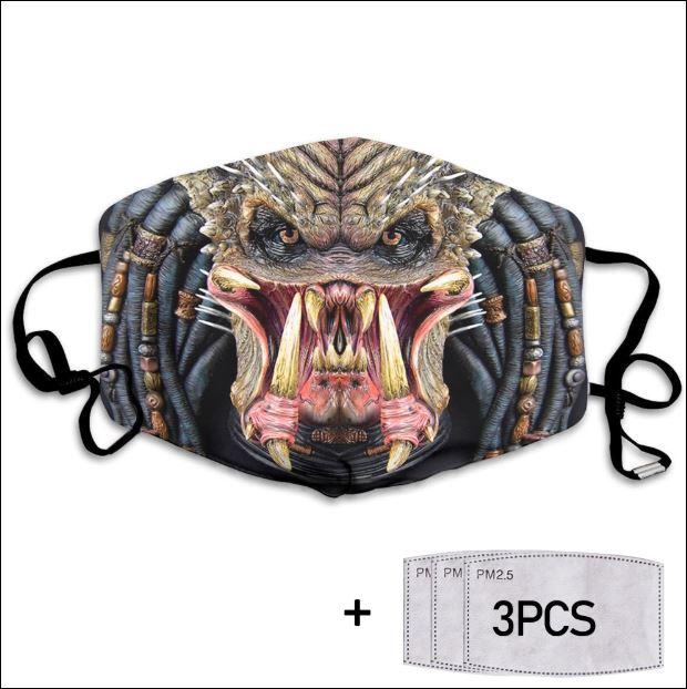 Predator face mask