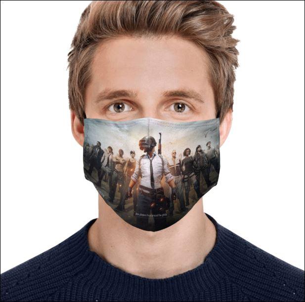 Pubg face mask