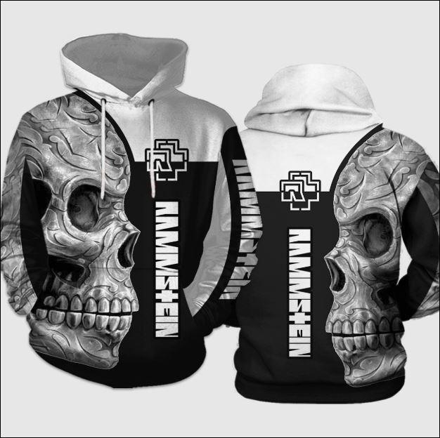 Rammstein 3D hoodie