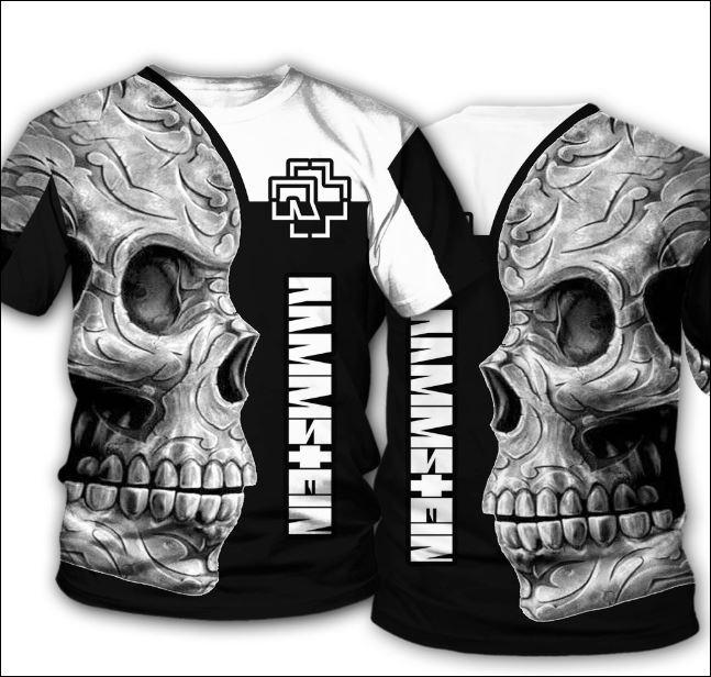 Rammstein 3D shirt