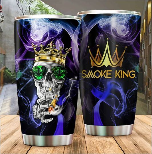 Smoke King tumbler